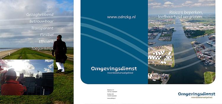 Omgevingsdienst Noordzeekanaalgebied 3slagfolder