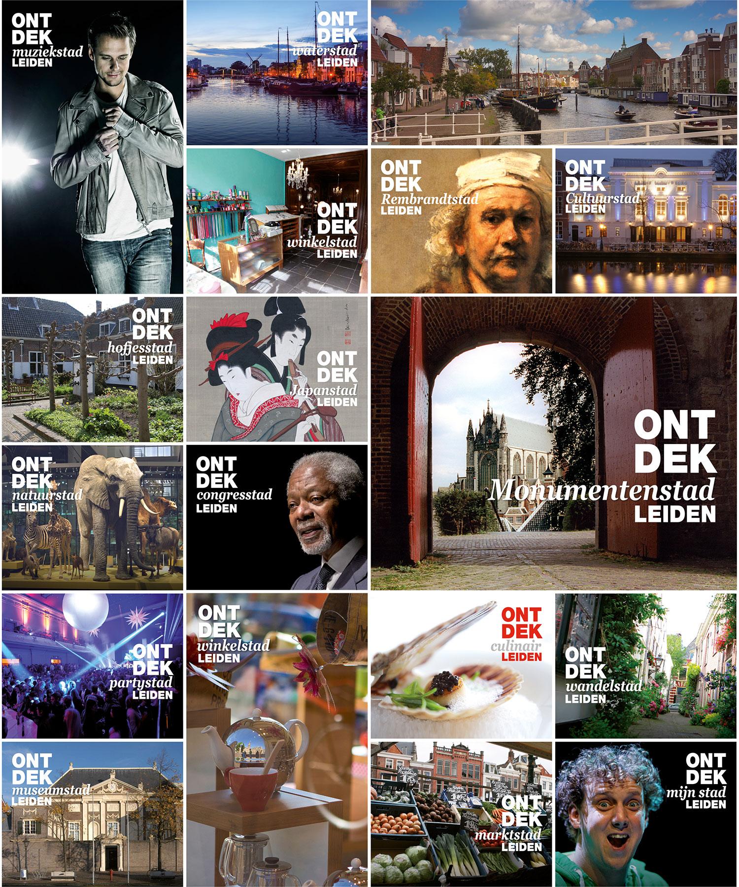 Citymarketing Leiden